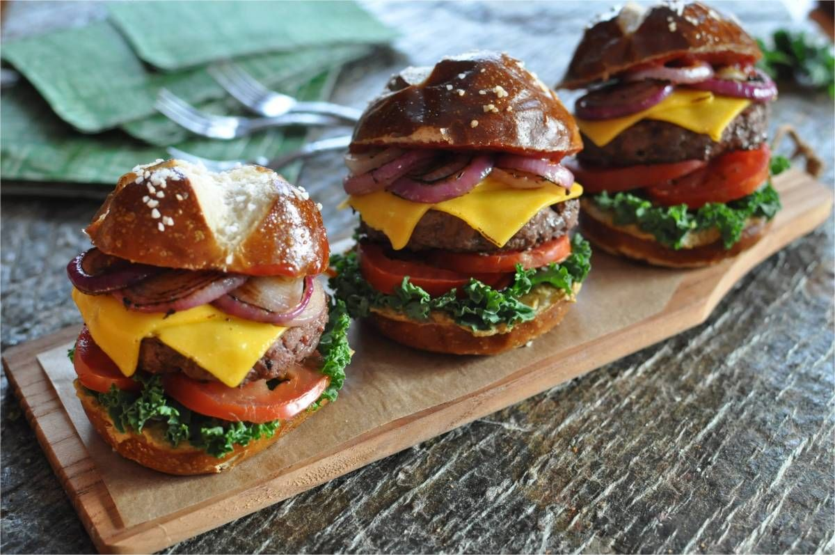 March Madness Monster Sliders Recipe Recipes, Beef