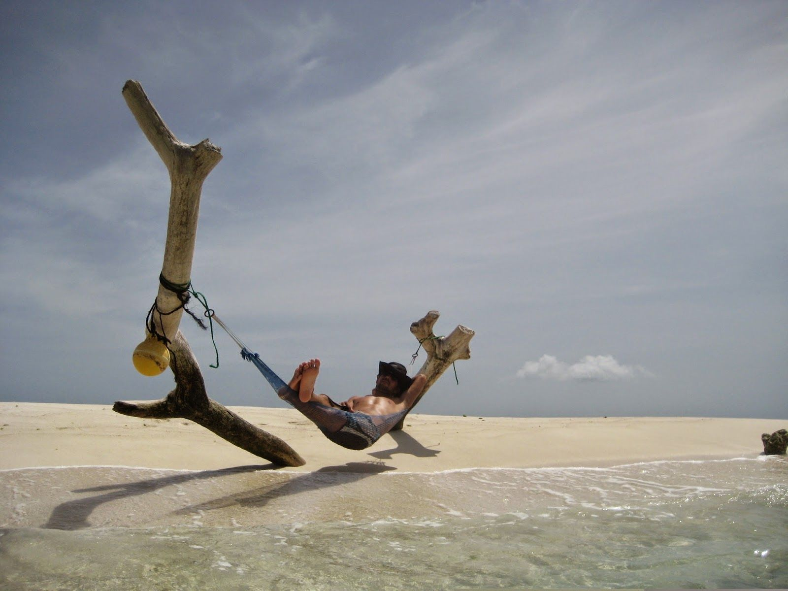 What does island time mean?  happysailing.blogspot.com
