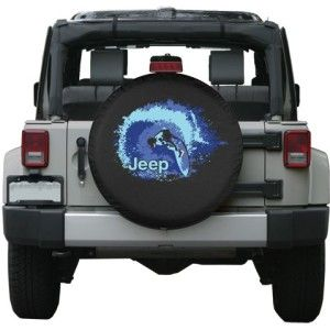 Premium Jeep Surfer Tire Cover Jeep Tire Cover Tire Cover Jeep