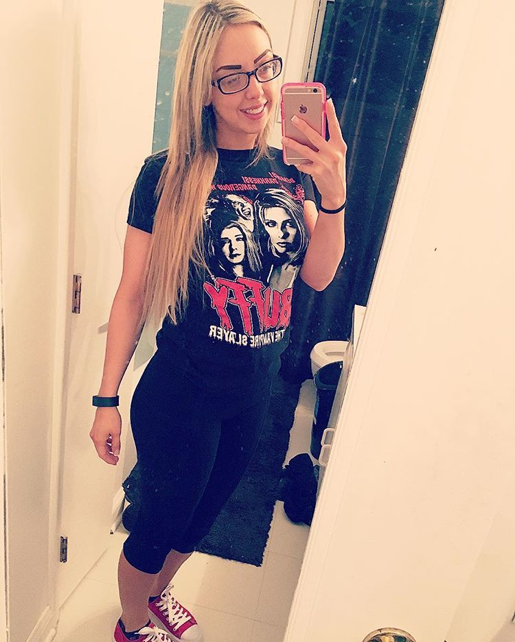 775ac3ef7b Allie  The Cherry Bomb of the Knockouts division - Wrestling Forum   WWE
