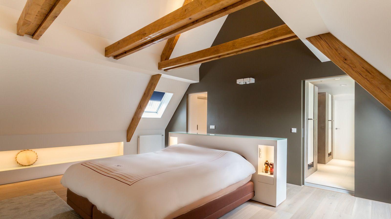 slaapkamer en badkamer ineen | digtotaal, Badkamer