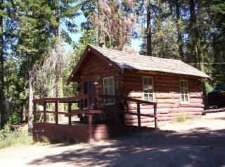 Because We Need To Holiday In Cute Little Cabins Like This! At Sequoia  National Park