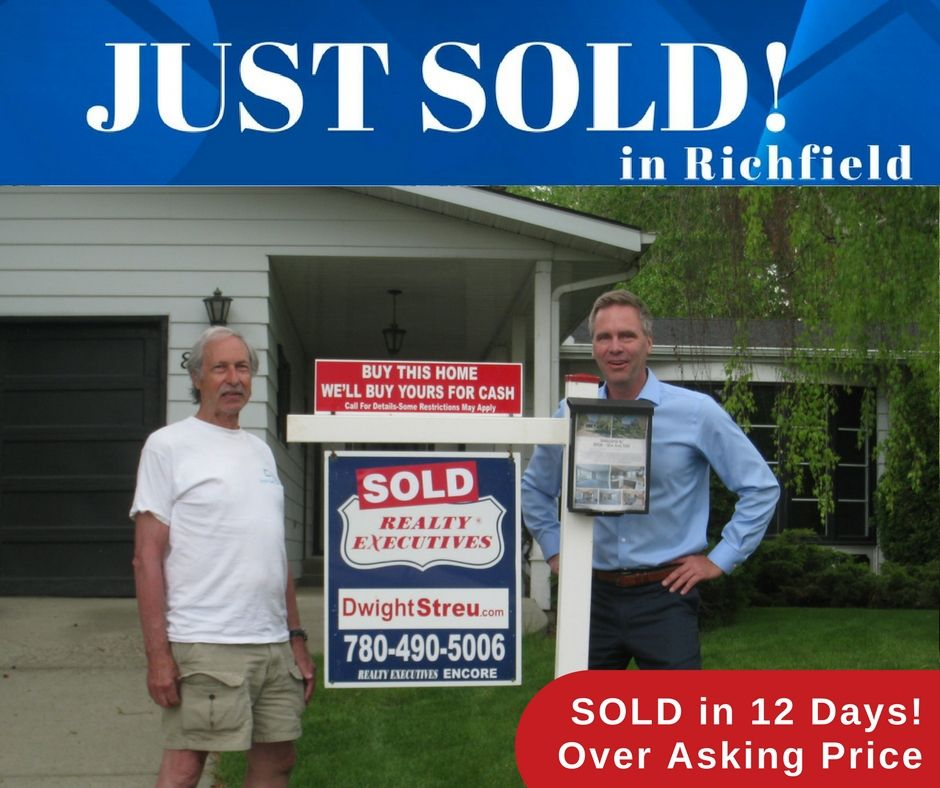 SOLD by the Dwight Streu Real Estate Team. SOLD in ONLY 12 Days ...
