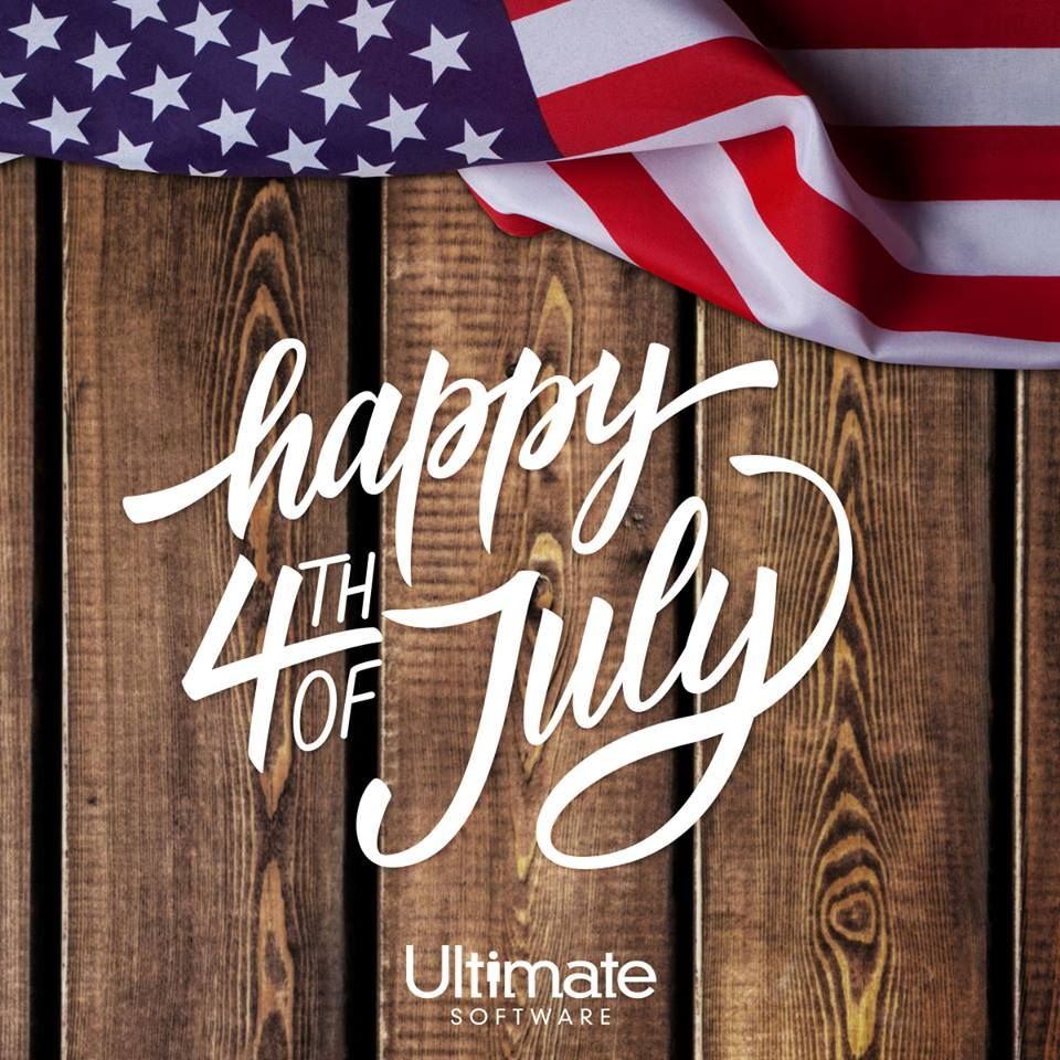 We love that you can celebrate freedom wherever you are
