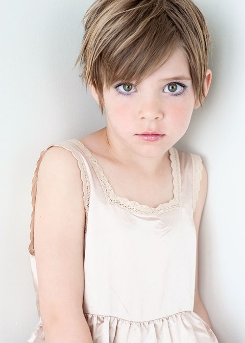 Mom I Really Like This One Pixie Cut For Kids Calgary Child