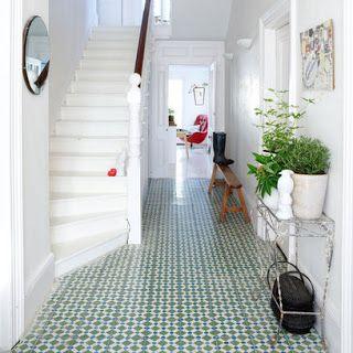 Hallway Topps Tiles Victorian
