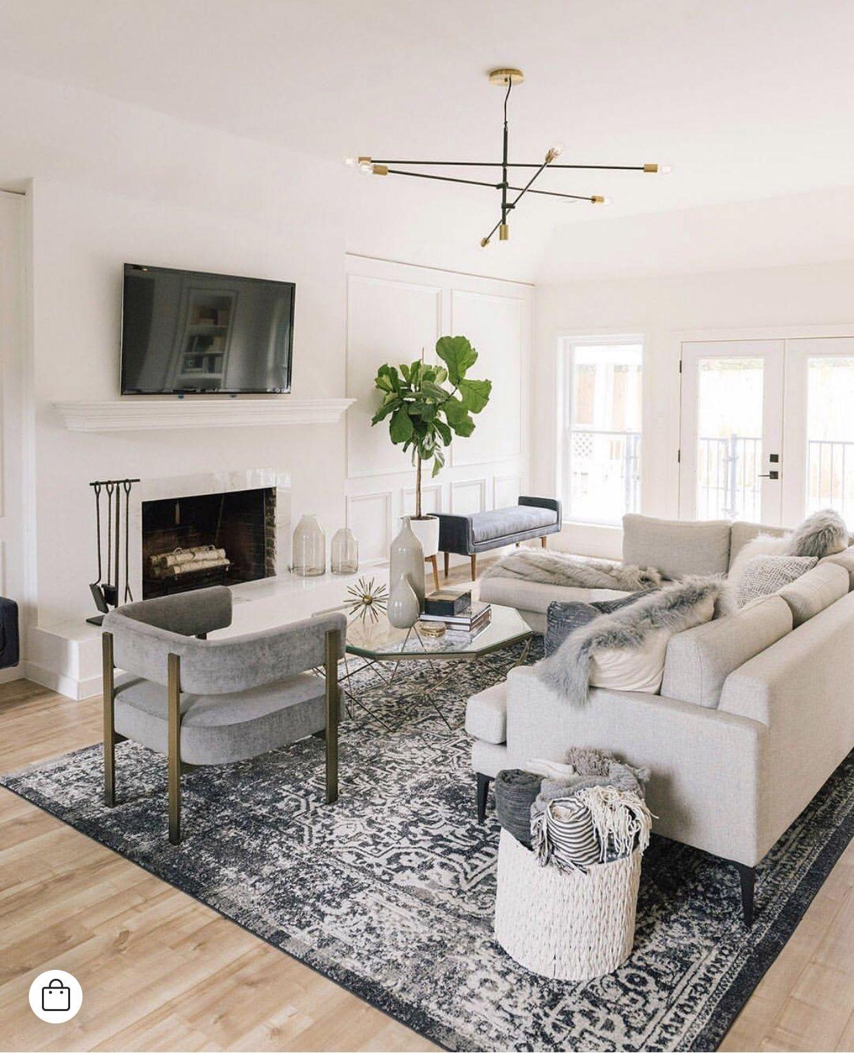West Elm Sectional Sofa Interior Design Living Room Warm Living