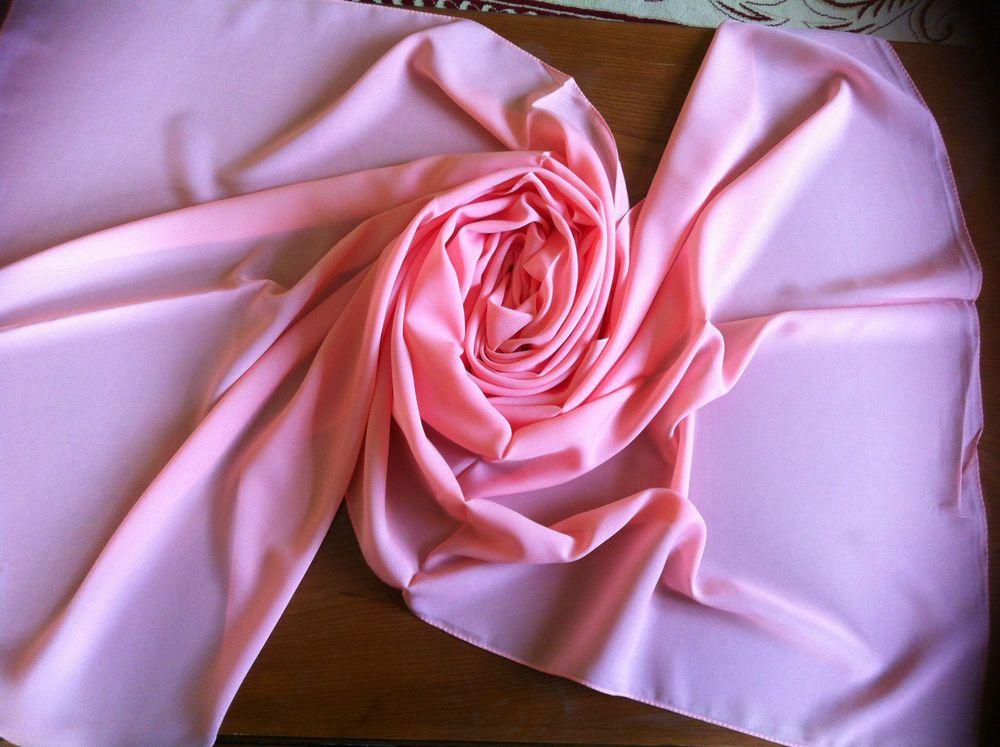 2014 Pashmina-Schal-Stola-Seide-HIJAB schleier foulart kopftuch  rosa