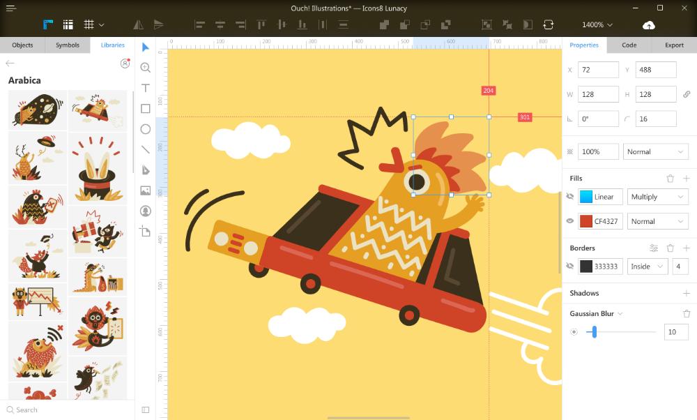Новая версия «Sketch для Windows»