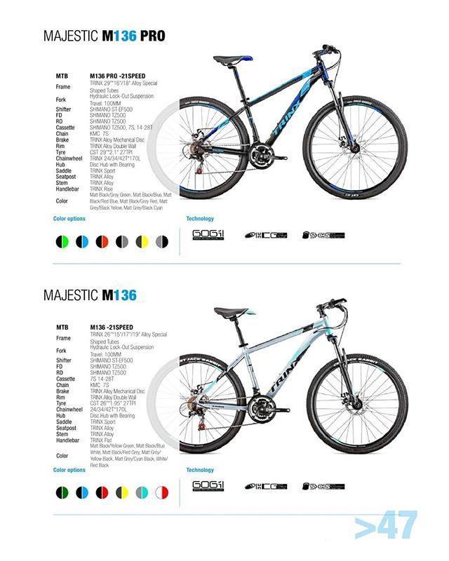 Trinx New 2018 M Majestic Series Bike Trinx Striker K Series