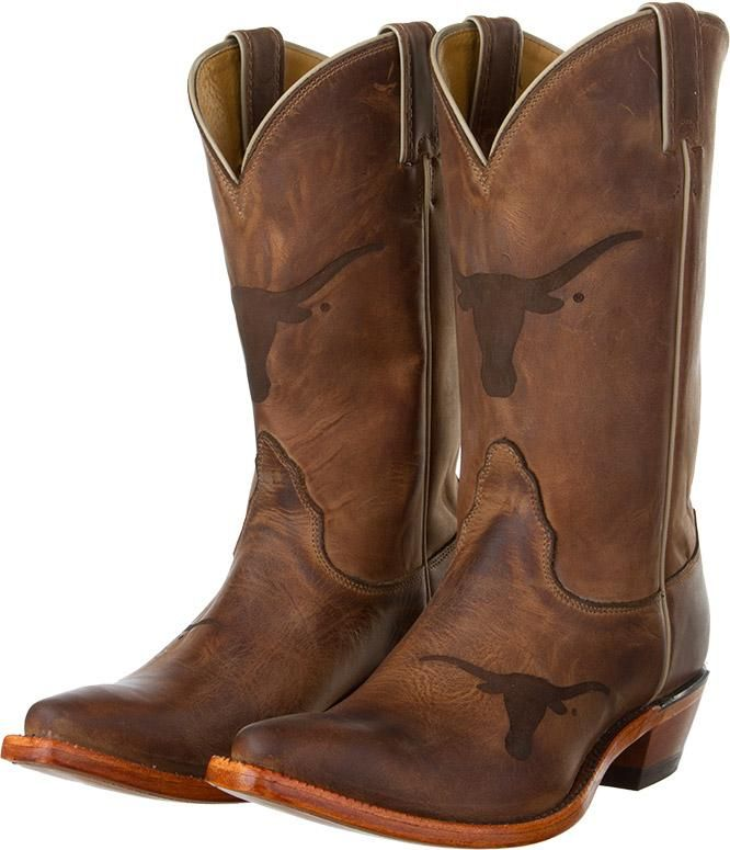 8ad9612afc8 Crafted by Nocona, these Texas Longhorn womens boots are the epitome ...