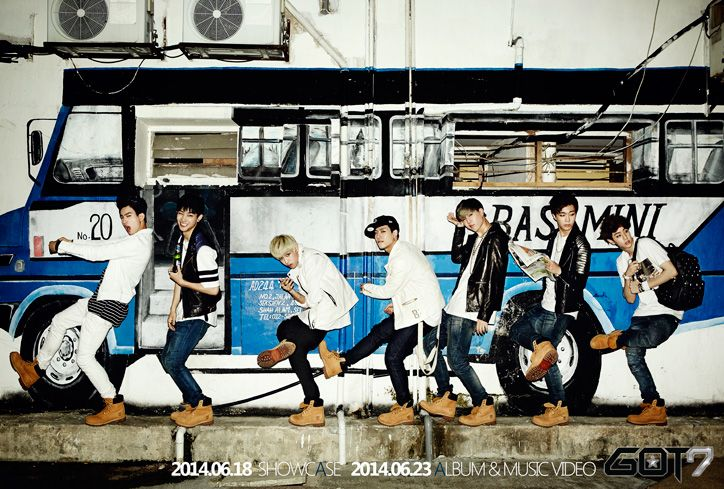 """[IMAGE][OFFICIAL] GOT7 """"A"""" 2nd Mini Album Additional Comeback Teaser Image is released! http://music.naver.com/promotion/specialContent.nhn?articleId=4934 Official Channels for more info, visit: ▶Homepage: http://got7.jype.com/ ▶Facebook: https://facebook.com/GOT7Official ▶Twitter: https://twitter.com/GOT7Official ▶Fancafe: http://cafe.daum.net/GOT7Official"""