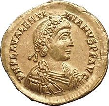 Hadrian 119AD Rome Authentic Ancient Roman Gold Coin