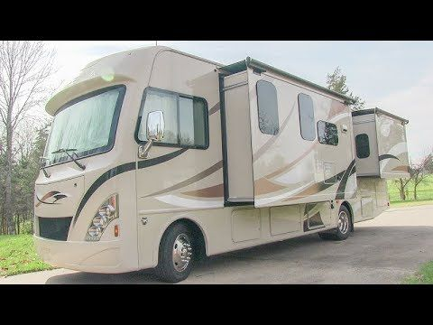 2016 Thor Ace 29 4 Class A Gas Motorhome Only 1500 Miles For