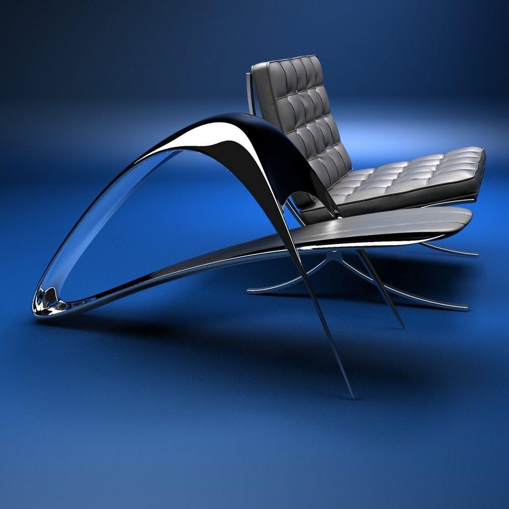Parastoo Chair By Ali Alavi