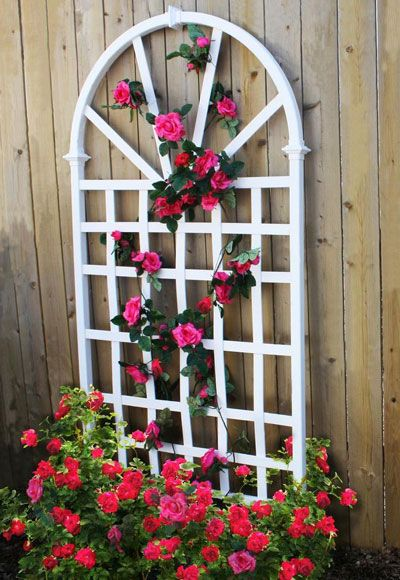 Arbors Trellises Yard Structures Shade Arch Trellis New England Arbors Arbors Trellis