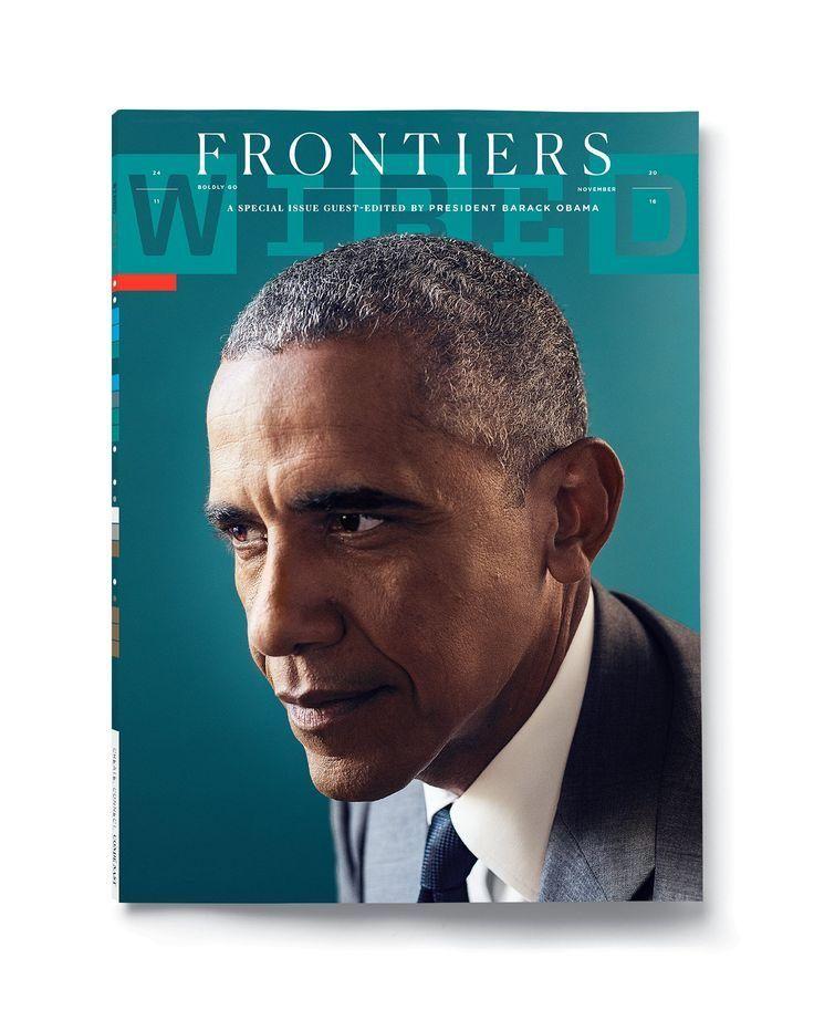 22 Beautifully Designed Magazine Covers   Barack obama, Magazine ...