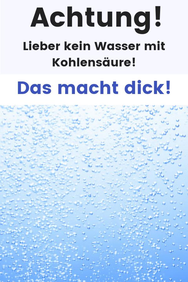 Schock Mineralwasser Macht Dick Pinterest Erfolgreich Nutzen
