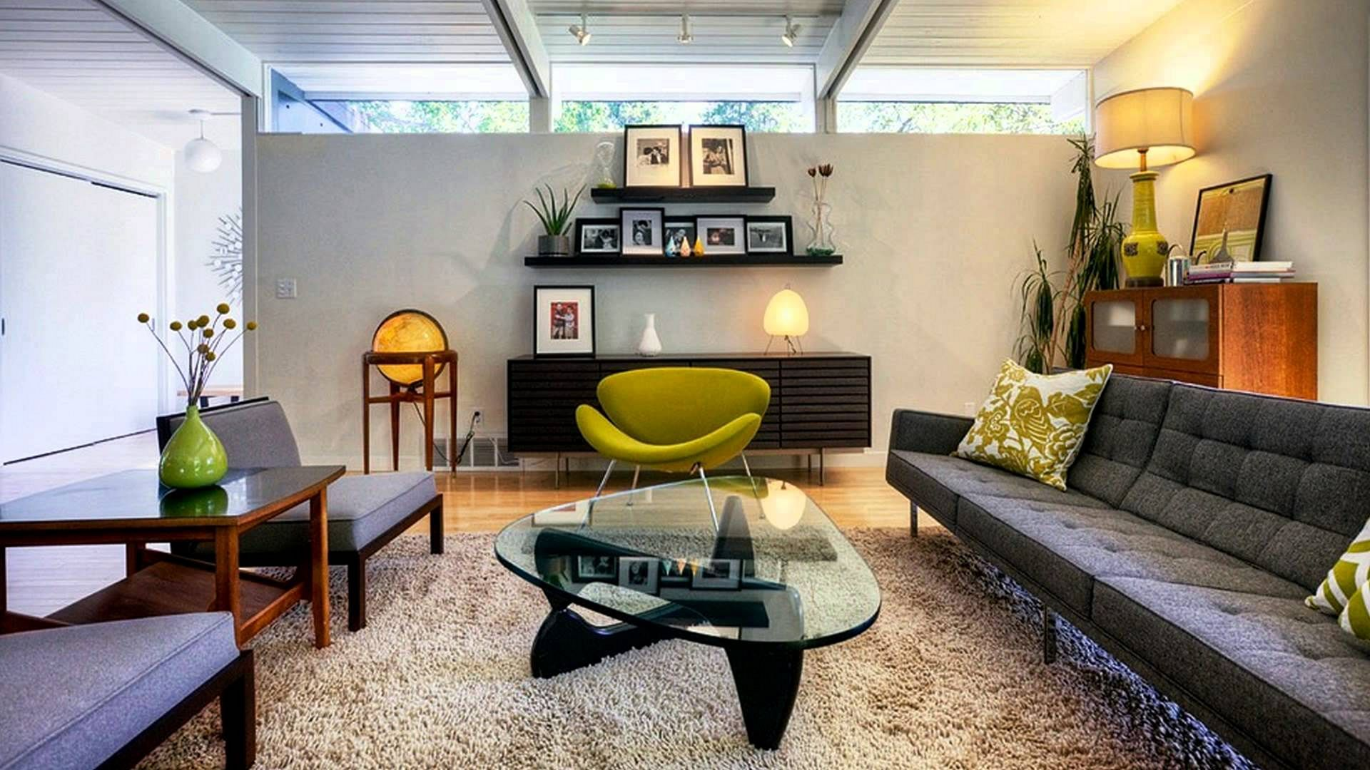 47 Amazing Mid Century Modern Home Decor   Living room ...