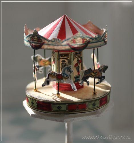 Linnanneidon lokikirja: Karuselli - Carousel