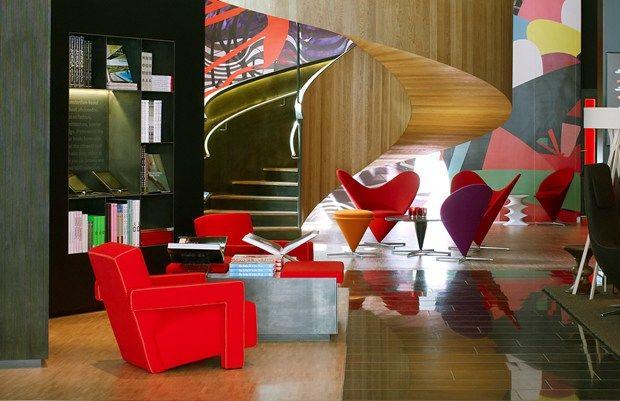 Concrete Architectural Associates PROJECTYYSC Pinterest - Citizenm london bankside by concrete architectural associates