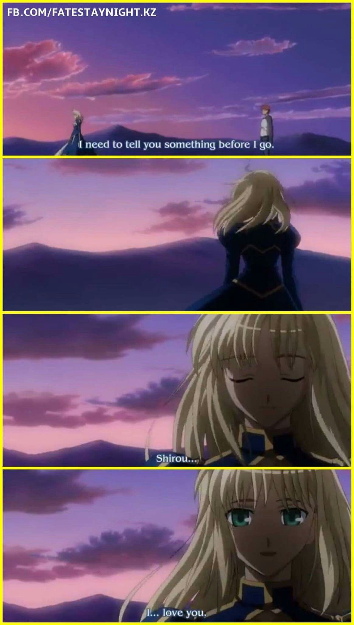 Pin by Anime King on Fate Fate stay night, Fate anime