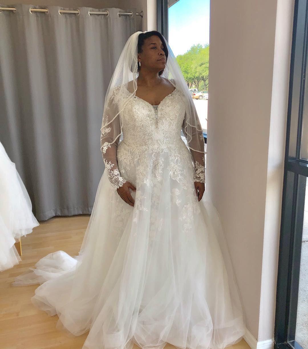 Unique plus size wedding dresses for the curvy bride   Plus size ...