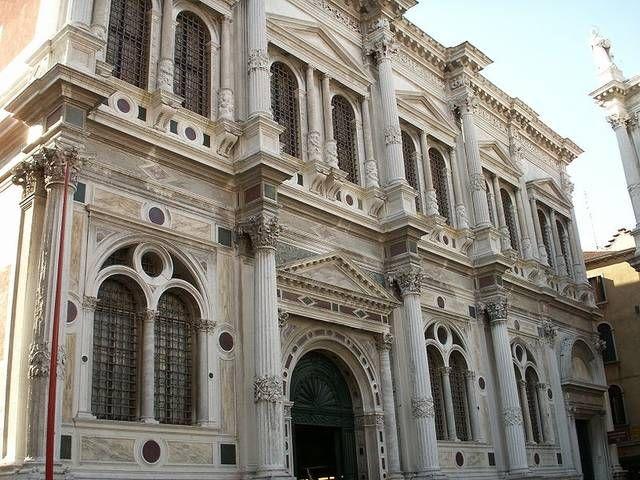 Scuola Grande di San Rocco, Venezia