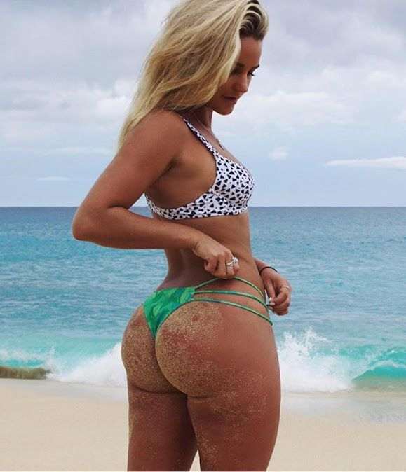 Pics bikini stars ever best steamy with