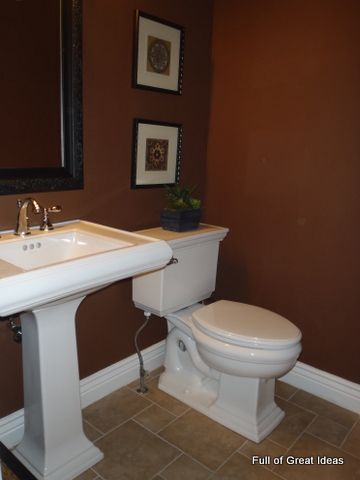 powder room color ideas full of great ideas my love for on small laundry room paint ideas with brown furniture colors id=72427