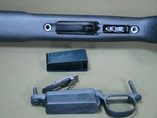 Badger M5 Choate Installation 3 | Armas | Remington 700
