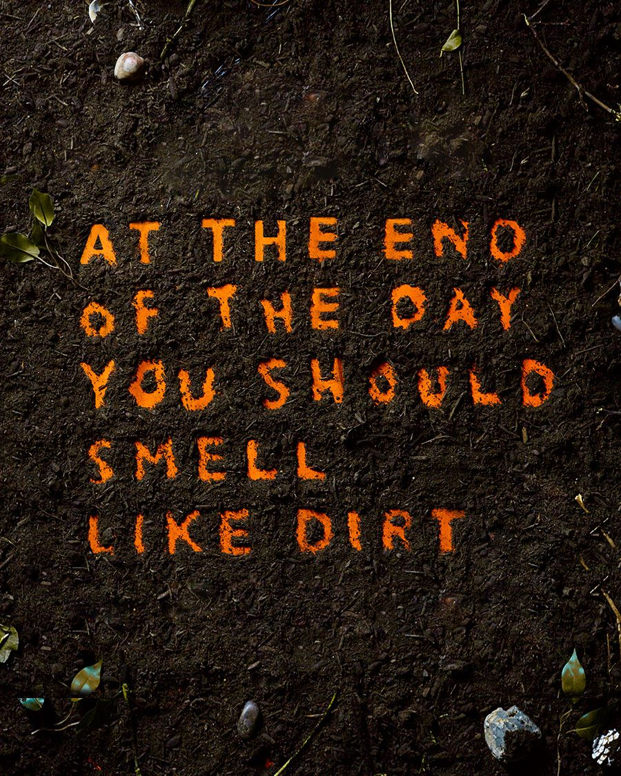 aaaaahhh... the smell of good soil! | Love, Mommy. | Pinterest | Wisdom