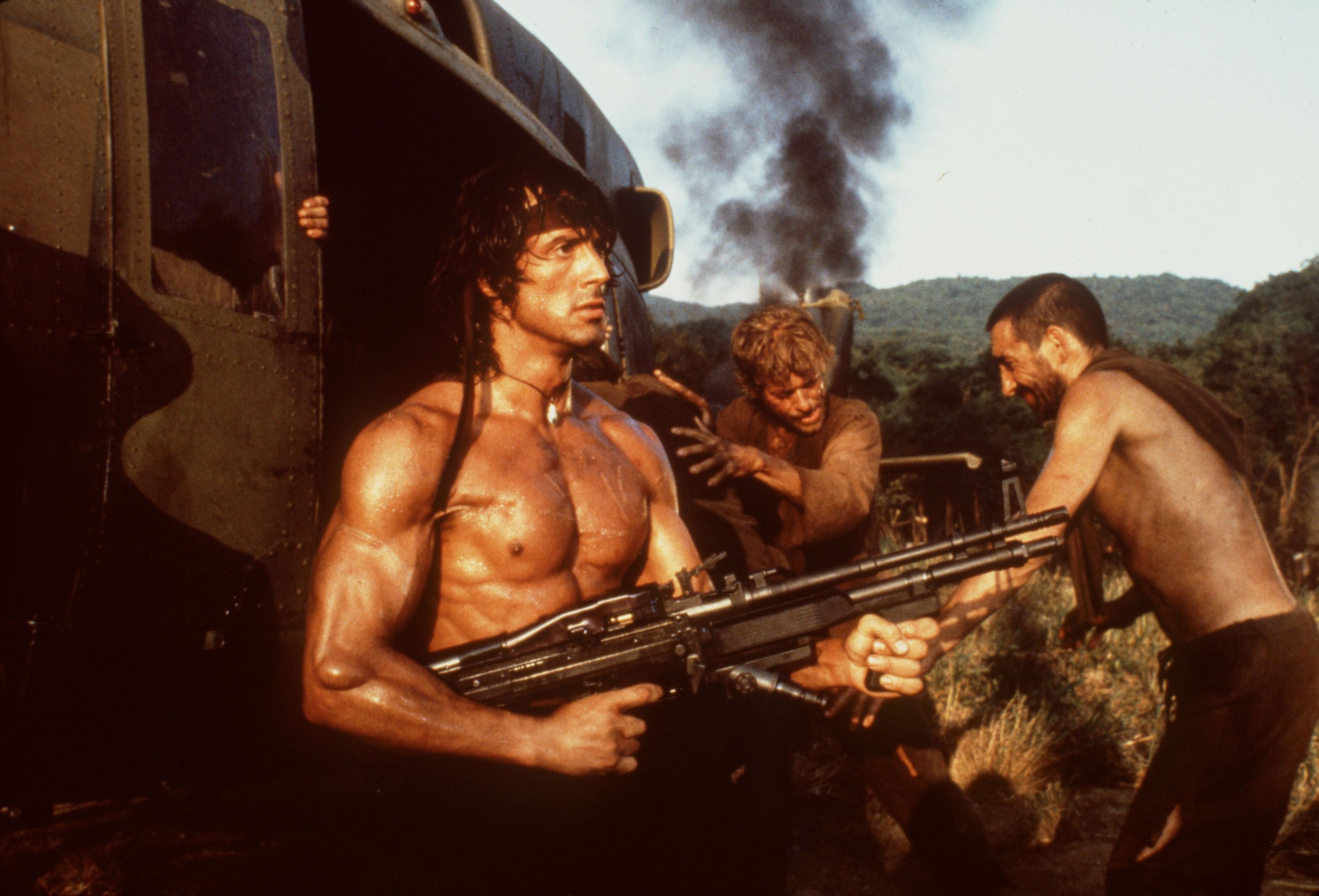A New Rambo Video Game Is On The Way Digital Trends Sylvester Stallone Action Movie Stars The Best Films