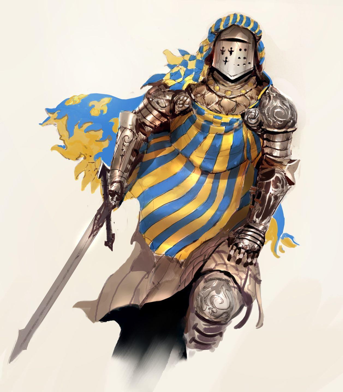 kekai-k: The Knights 4