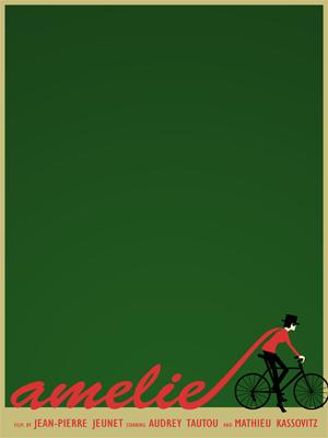 Amelie Movie Poster (Alternative)