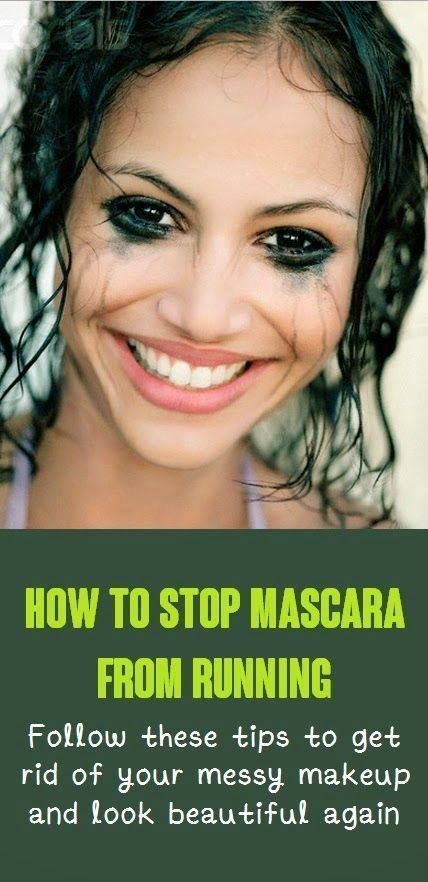 #Beauty : How to Stop Eye Makeup From Running | Eye makeup