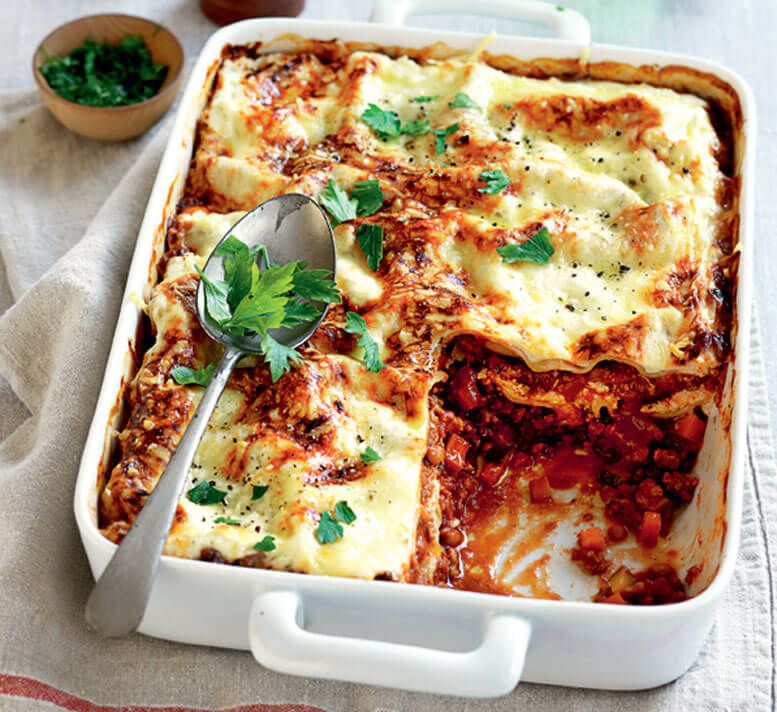 Vegetable Lasagne Recipe Food Vegetable Lasagne Veg Lasagne