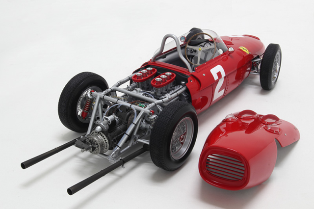 Ferrari 156 F1 'Sharknose' - Phil Hill's 1961 Championship Winning