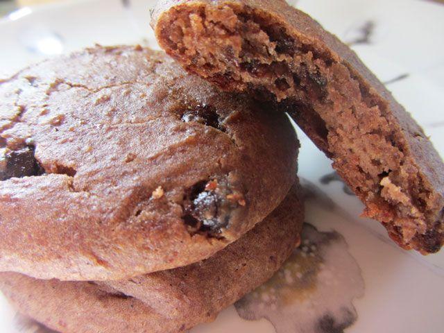 Chocolate Bean Cookies | Kosher Scoop