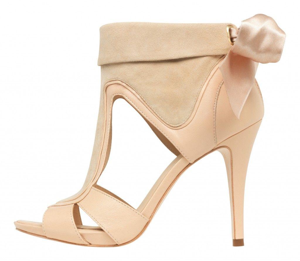 5f0ad52a60a567 Chaussures de mariage Delphine Manivet pour Cosmo Paris   Shoes ...