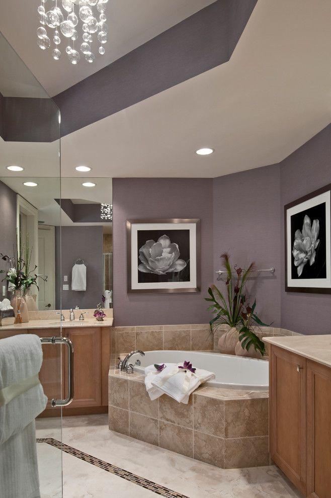 bathroom color trends hanging towel rack vanities cabinet - modernes bad beige