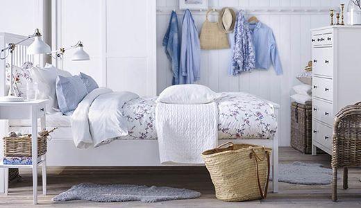 best 25+ camera da letto hemnes ideas on pinterest | camera da ... - Mobili Per Camera Da Letto Ikea