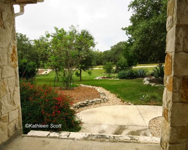 Hill Country Mysteries Gardening Country Landscaping Landscape Design Landscaping On A Hill