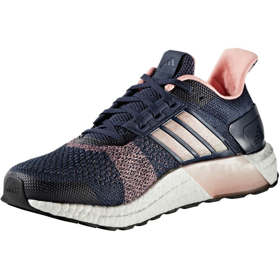 881f89f9c Adidas - Ultra Boost ST Running Shoe - Women s - Midnight Grey Still  Breeze Collegiate Navy
