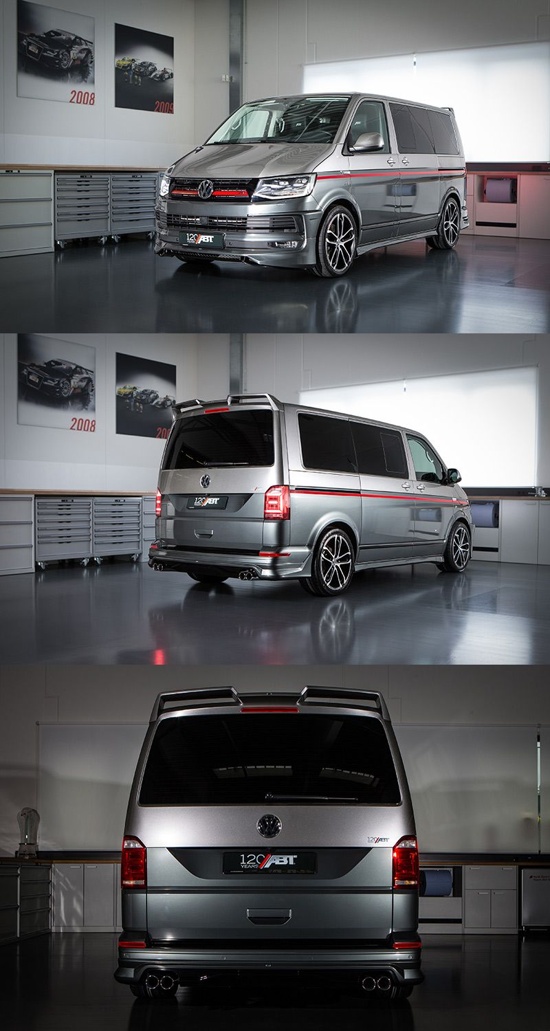Abt Vw T6 Anniversay Edition With 235 Hp Vw Porsche Audi And