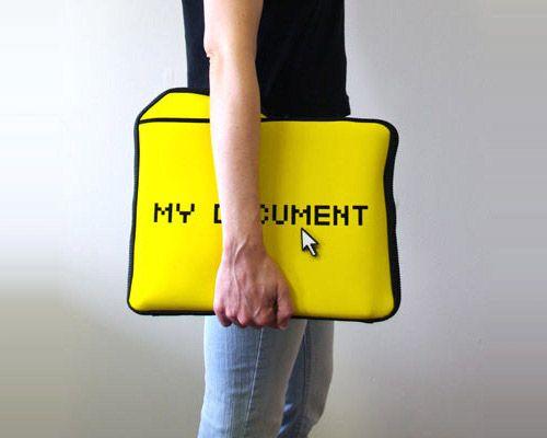 Mi Laptop Sleeve Documentos