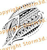 tribal-forearm-tattoo-polynesian-turtle-design-marquesas | Mixed ...