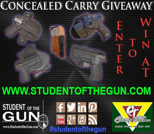 Comp-Tac Holster Giveaway from Student of the Gun