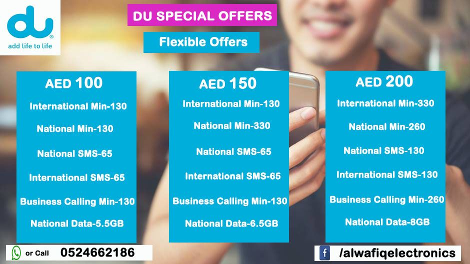 17 Best Du Postpaid Prepaid Packages images in 2019 | Home