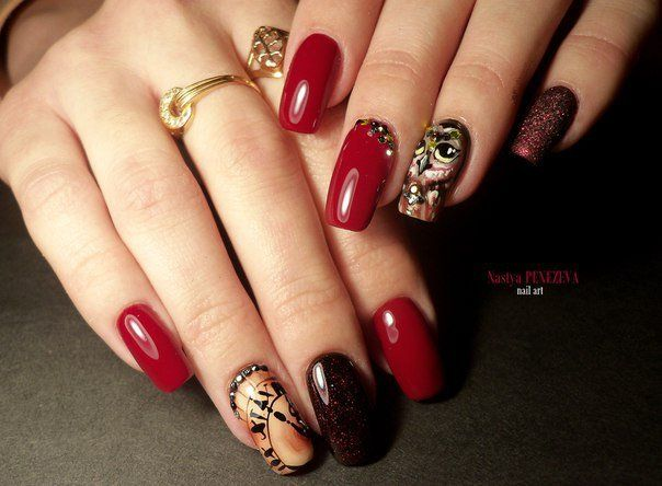 Luxury Nail Art Design: Nail Art #1385 - Best Nail Art Designs Gallery